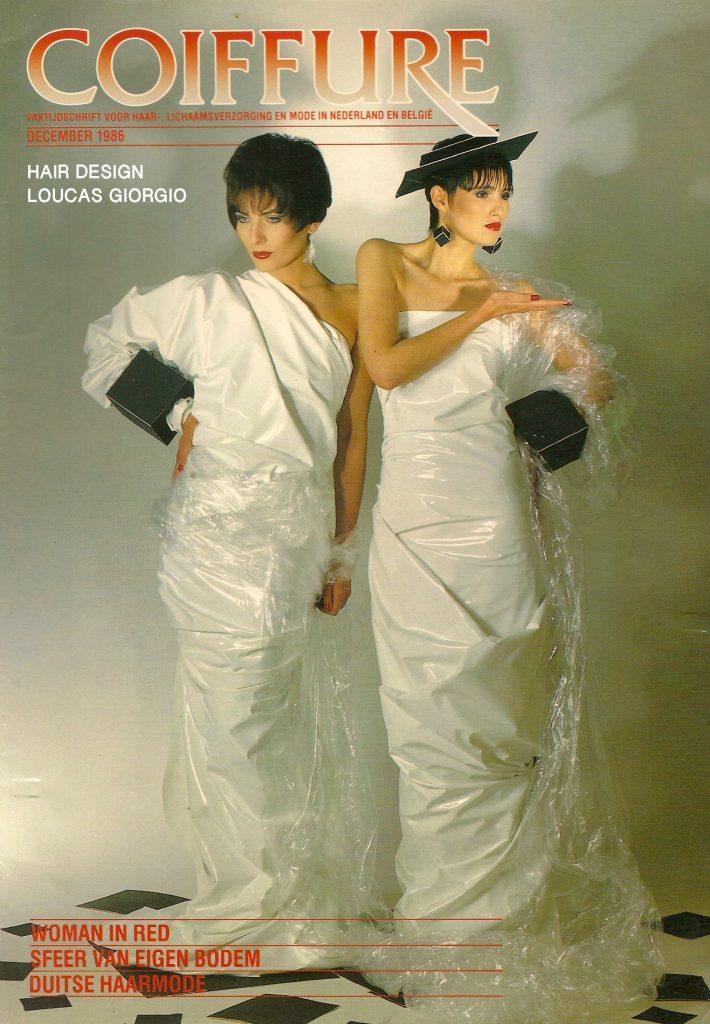 Coiffure Magazine (Netherlands) 1986