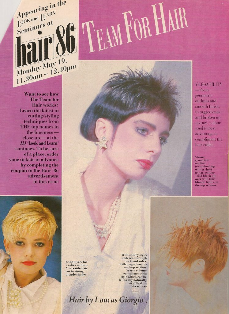 Look and Learn - Hair 1986
