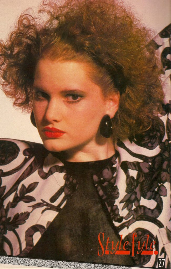 Hairdressers Journal 1987